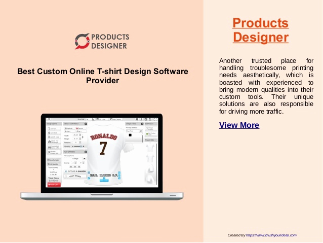 Best T Shirt Design software New 10 Best Custom Line T Shirt Design software Providers