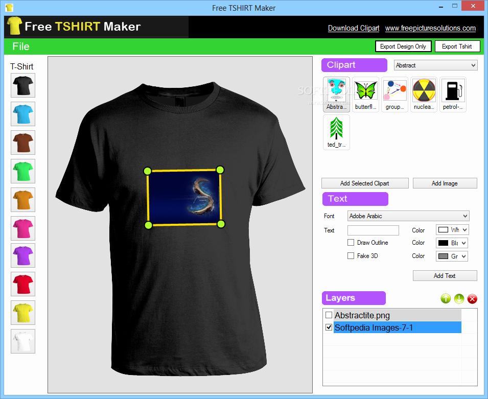 Best T Shirt Design software New top 10 Best Free T Shirt Design software Line