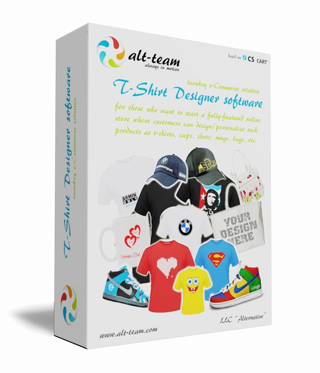 Best T Shirt Design software Unique T Shirt Designer software