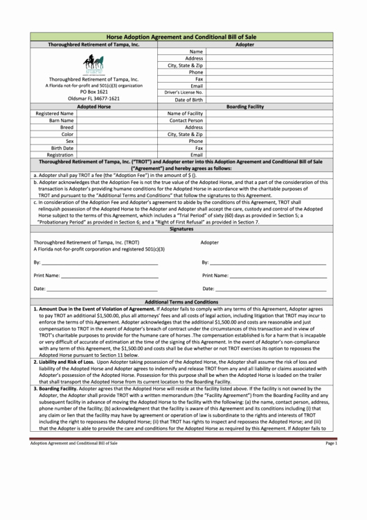 Bill Of Sale for Horse Awesome top Bill Sale form Florida Templates Free to