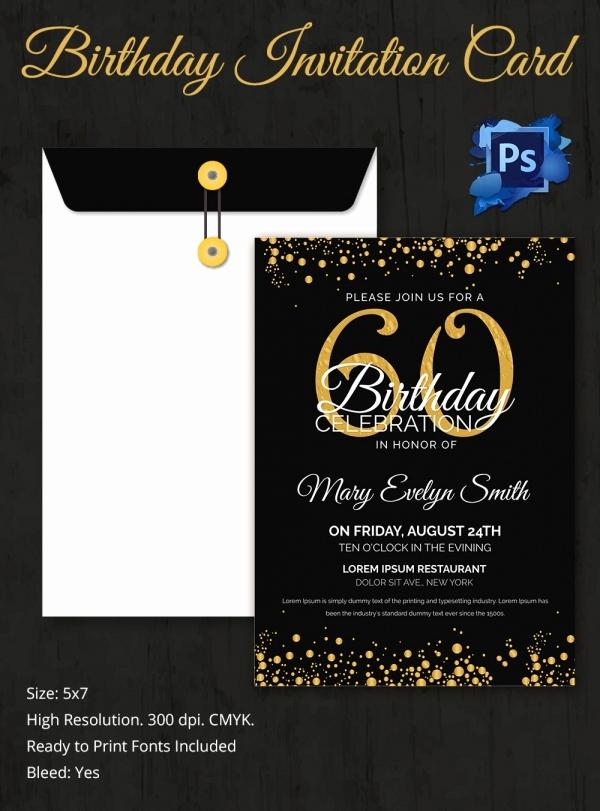 Birthday Invitation Templates Word Beautiful Birthday Invitation Template 32 Free Word Pdf Psd Ai