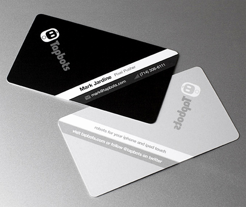 Black and White Business Cards Unique 100 Refreshing Black & White Business Cards