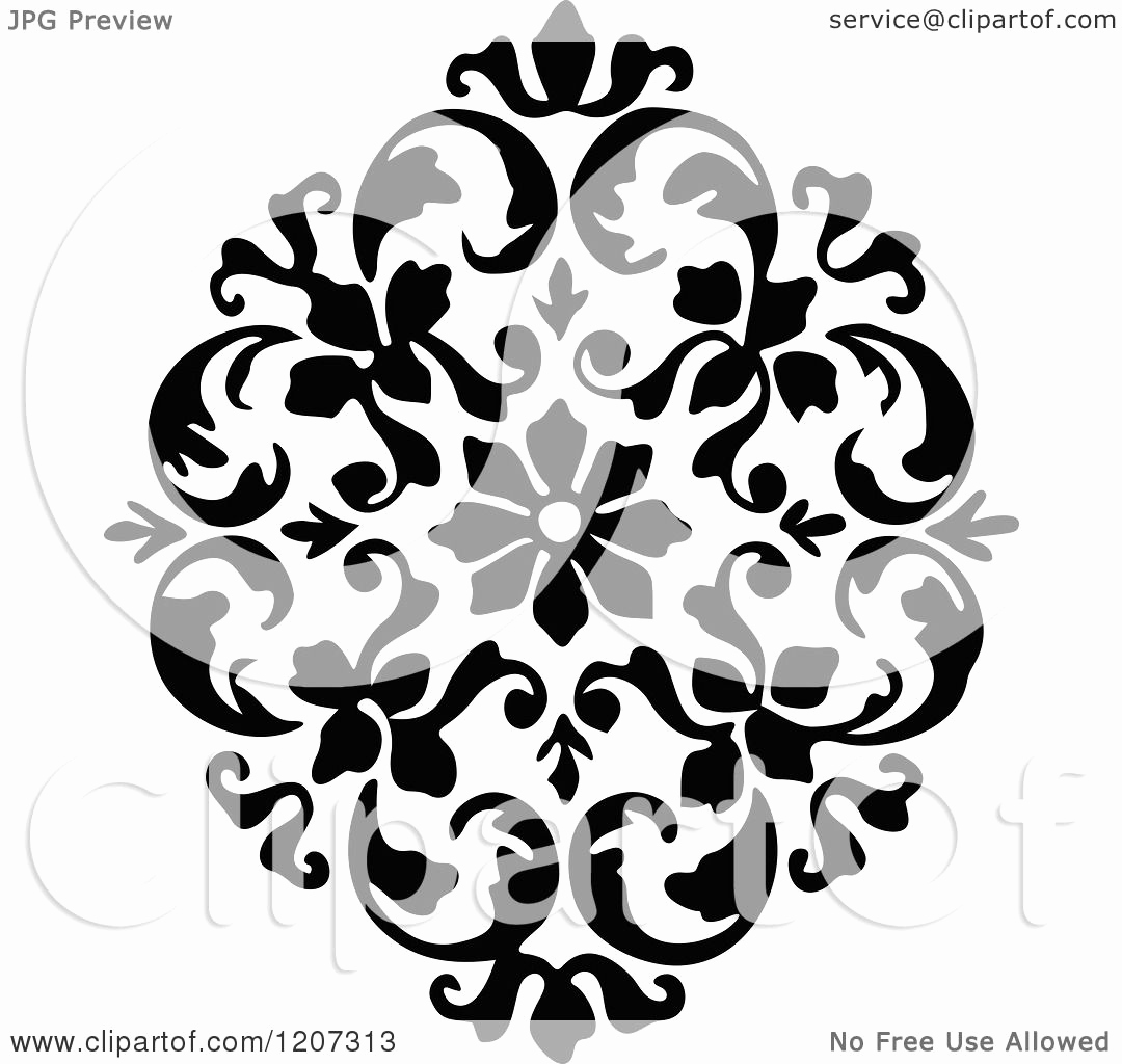 Black and White Illustration Awesome Clipart Of A Vintage Black and White Me Val Design