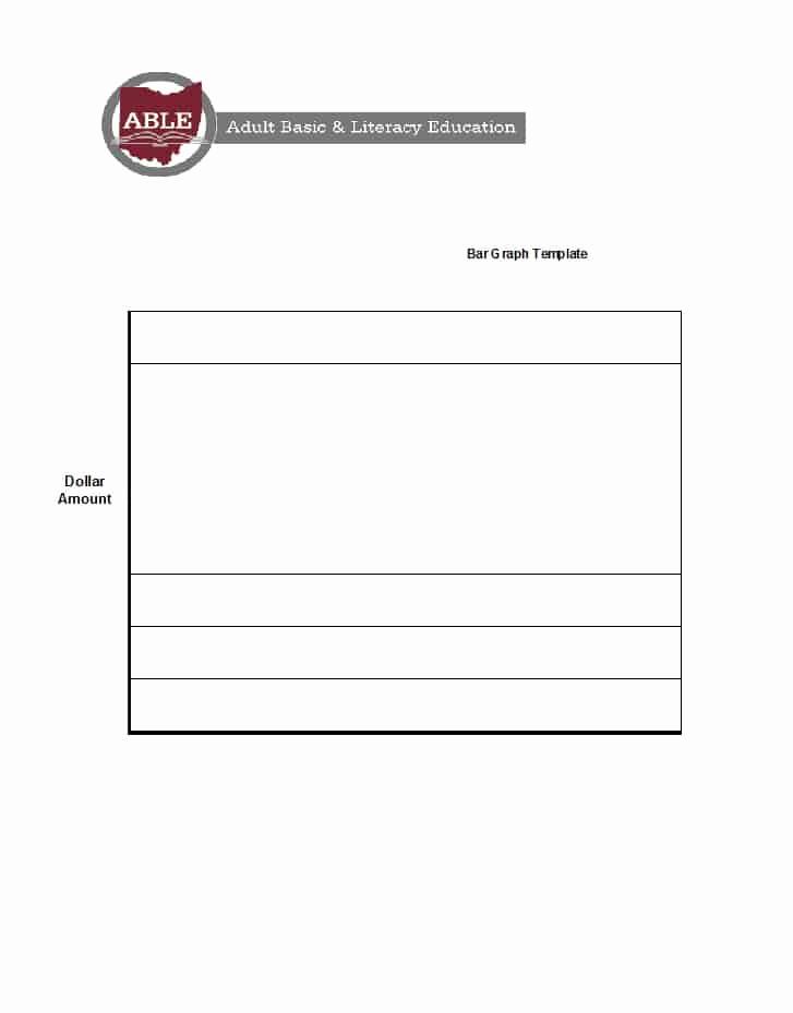 Blank Bar Graph Template Lovely 41 Blank Bar Graph Templates [bar Graph Worksheets]