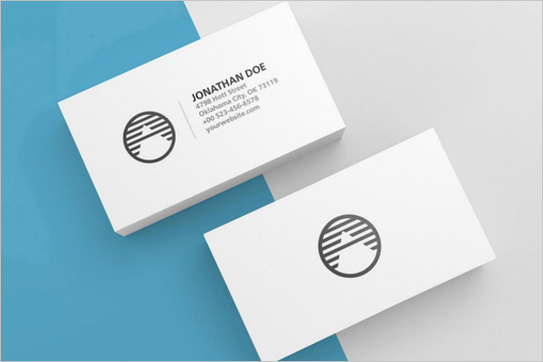 Blank Business Card Template Psd Best Of Blank Business Card Psd Mockup