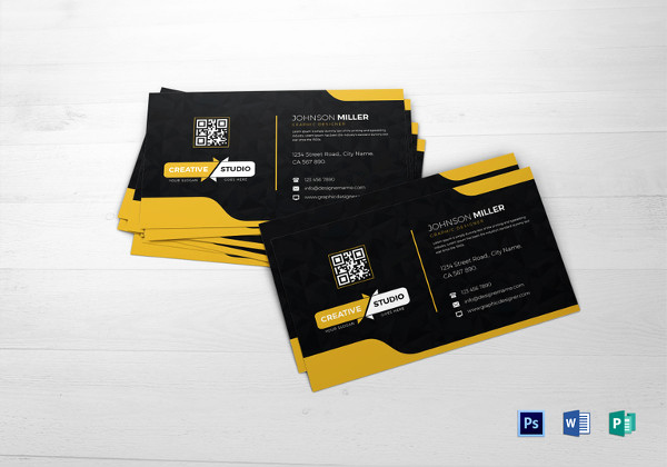 Blank Business Card Template Psd Inspirational 28 Blank Business Card Templates Free Psd Ai Vector