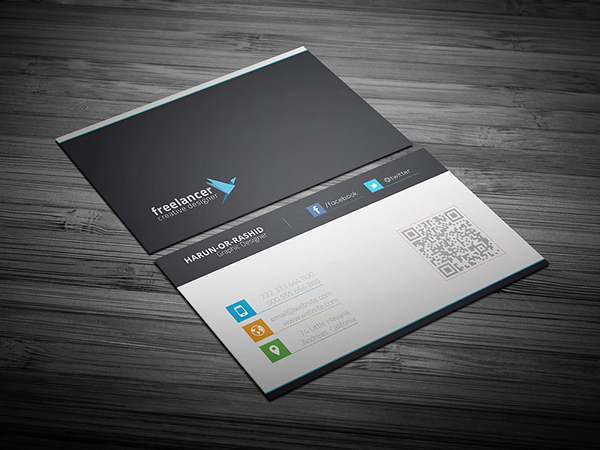Blank Business Card Template Psd New Free Business Cards Psd Templates Print Ready Design