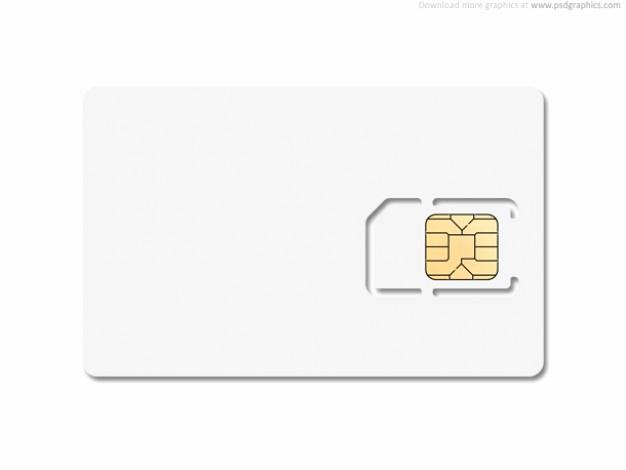 Blank Business Card Template Psd Unique Blank Sim Card Psd File