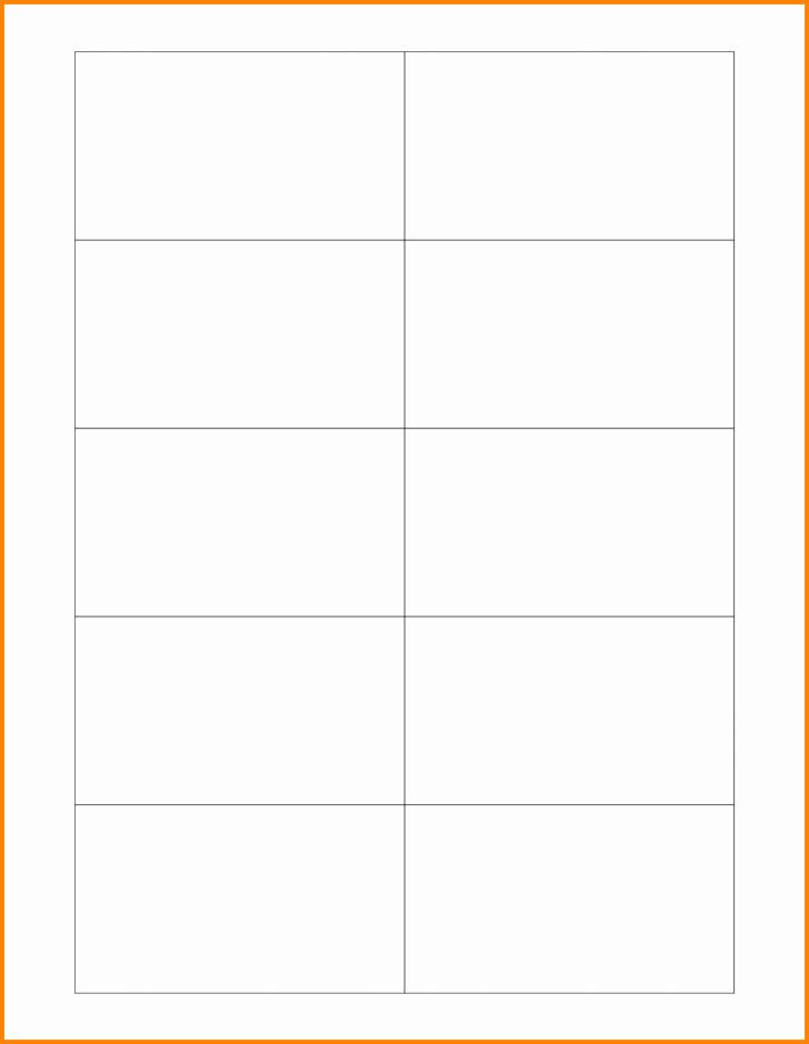 Blank Business Card Template Word Fresh Blank Business Cards Templates – Blank Business Card
