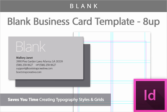 Blank Business Card Template Word Lovely 44 Free Blank Business Card Templates Ai Word Psd