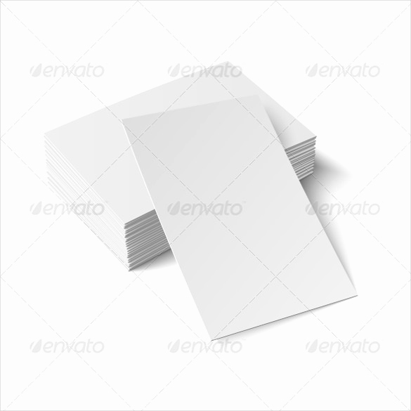 Blank Business Card Template Word Luxury 44 Free Blank Business Card Templates Ai Word Psd