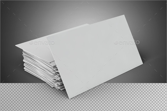Blank Business Card Template Word Unique 44 Free Blank Business Card Templates Ai Word Psd