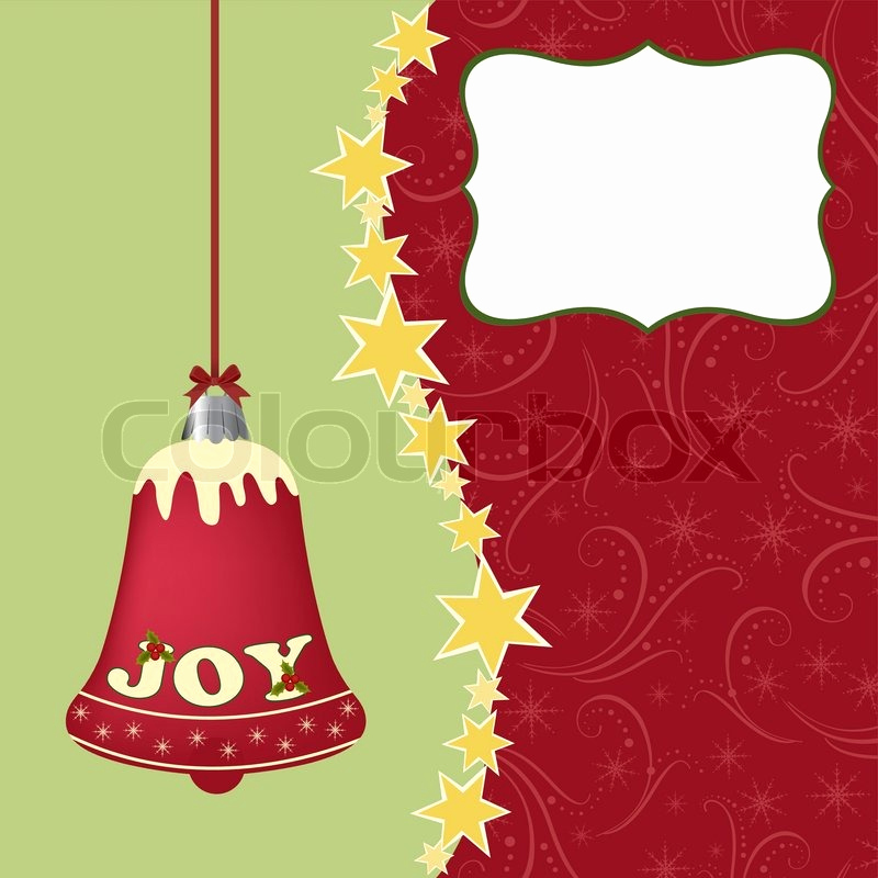 Blank Greeting Card Template Lovely Blank Template for Christmas Greetings Card Postcard or