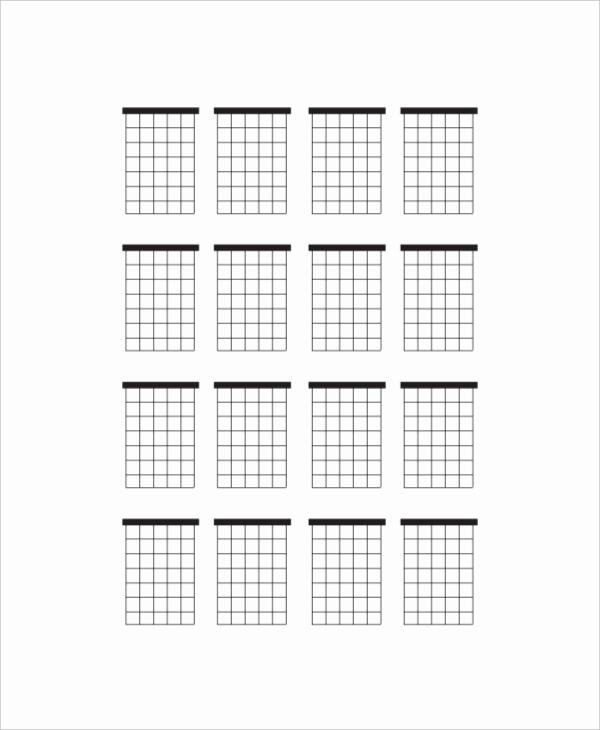 Blank Guitar Tab Pdf Elegant Blank Guitar Chord Chart