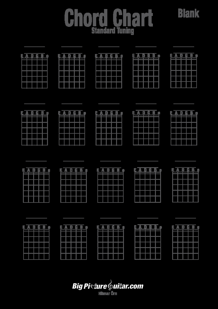 Blank Guitar Tab Pdf New Blank Chord Sheet Pdf Bustersfiles