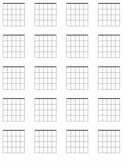 Blank Guitar Tab Pdf Unique Blank Guitar Chord Chart