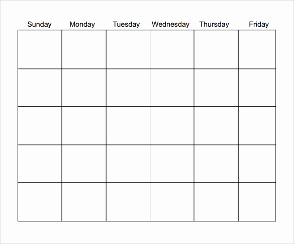 Blank Monthly Calendar Pdf Beautiful Blank Calendar Template 15 Download Free Docements In Pdf