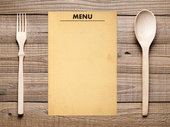 Blank Restaurant Menu Template Fresh 21 Blank Menus Templates Psd Ai Pages Docs