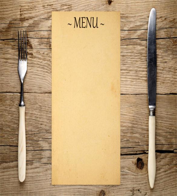 Blank Restaurant Menu Template Fresh Blank Template – 24 Free Word Excel Pdf Psd Eps