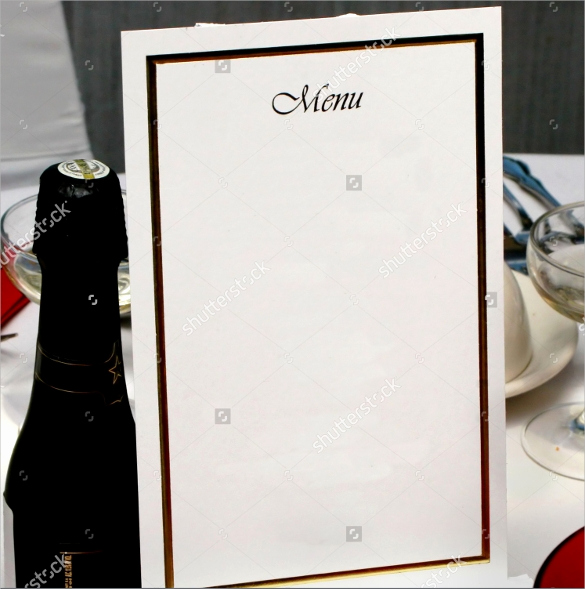 Blank Restaurant Menu Template Luxury 21 Blank Menus Templates Psd Ai Pages Docs