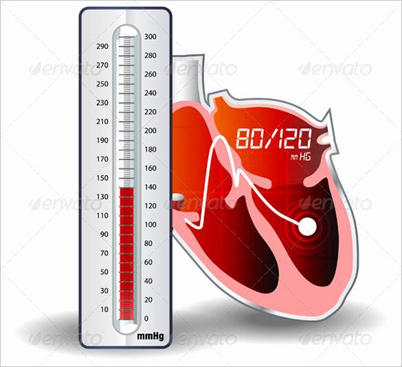 Blood Pressure Charts Pdf Fresh Blood Pressure Chart Template 6 Free Excel Pdf