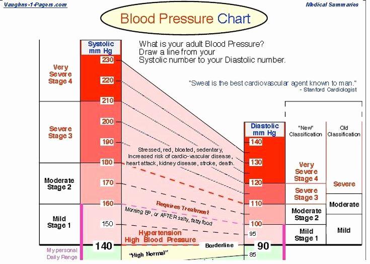 Blood Pressure Charts Pdf Unique Best 25 Blood Pressure Chart Ideas On Pinterest
