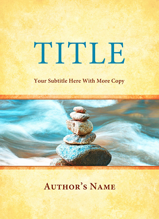 book cover design template 7