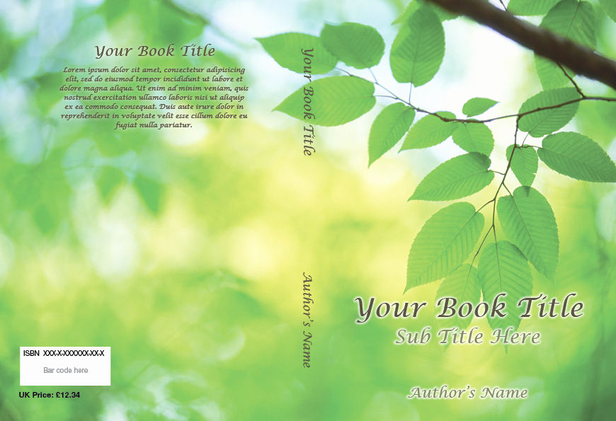 Book Cover Design Templates Best Of 12 Book Cover Design Templates Book Cover