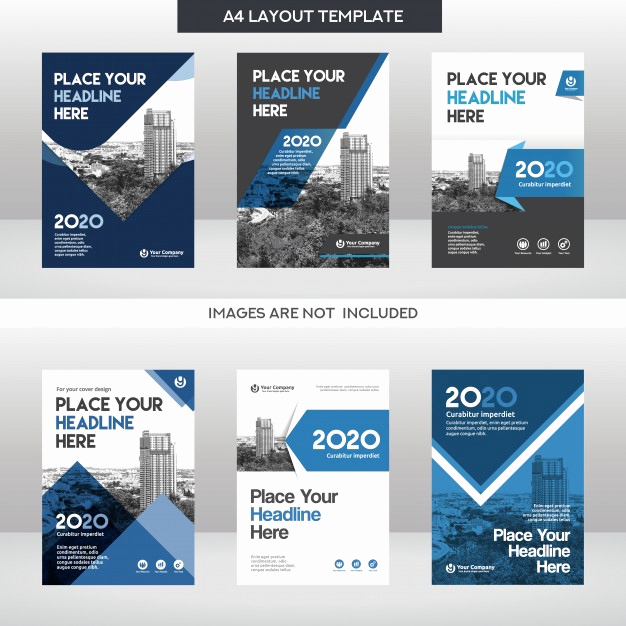 Book Cover Design Templates Unique City Background Business Book Cover Design Template Set