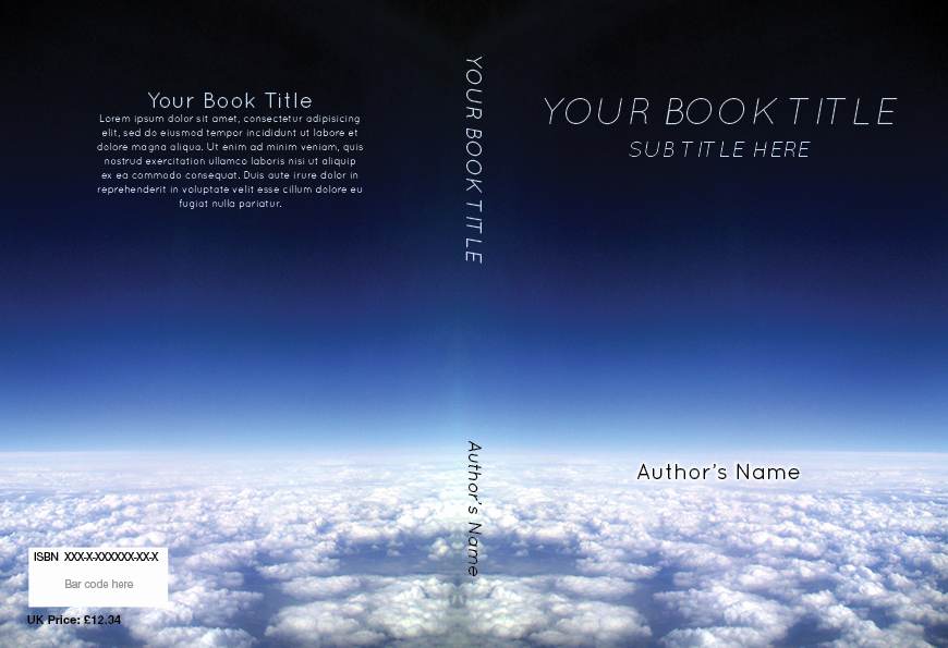 Book Cover Template Free New Best S Of Book Cover Templates totally Free Book