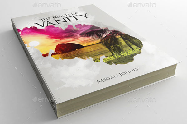 Book Cover Template Psd Fresh 31 Beautiful Book Cover Templates Free Sample Example