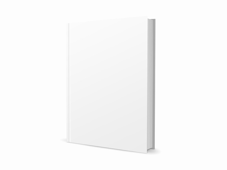 Book Cover Template Psd Inspirational Blank Book Template Psd Free Psd File