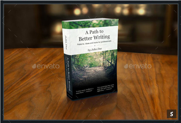 Book Cover Template Psd Luxury 54 Book Cover Design Templates Psd Illustration