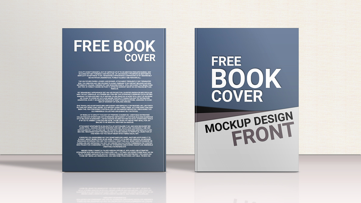 Book Cover Template Psd Unique 40 Free Psd Book Cover Mockups for Business and Personal