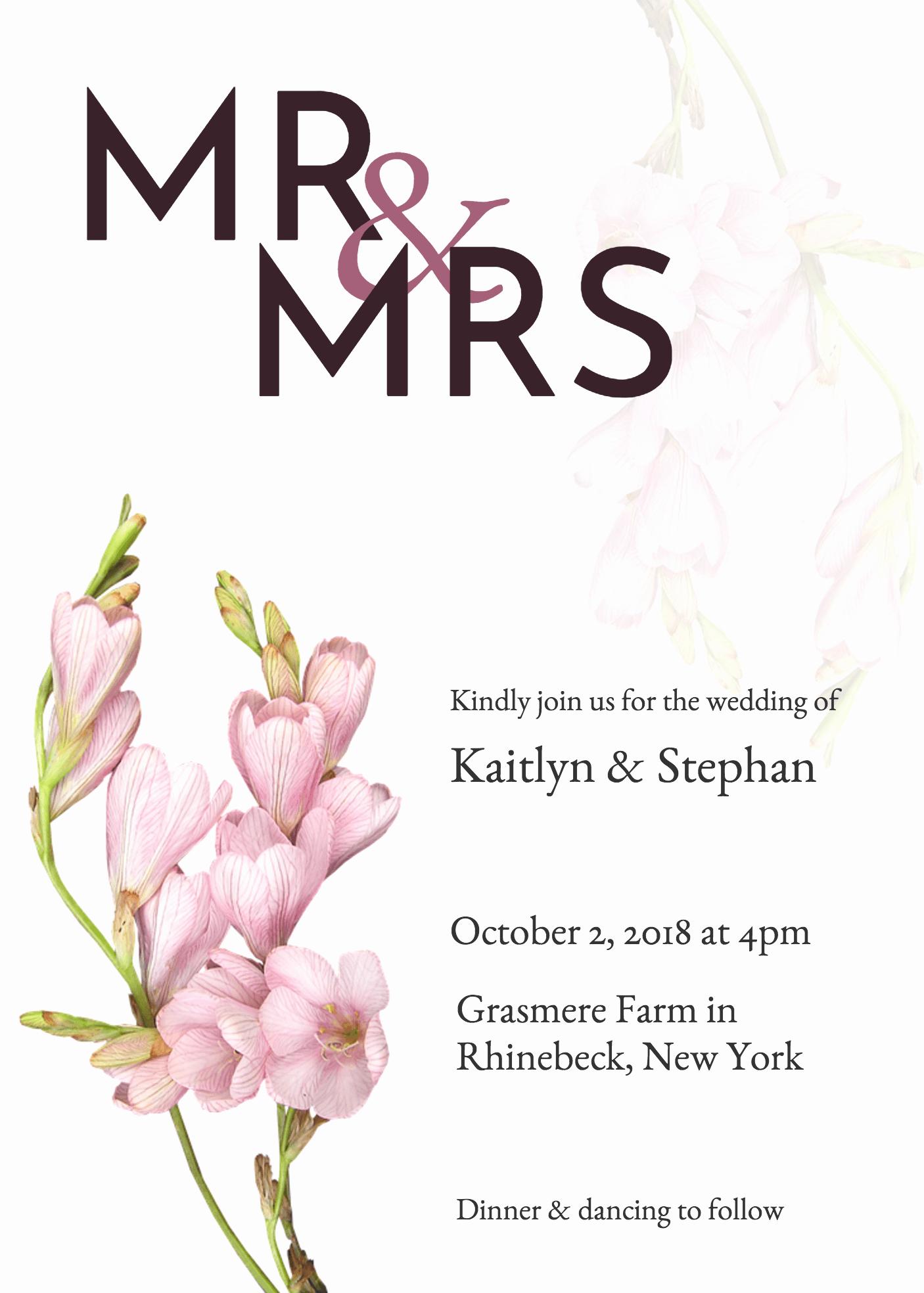 Bridal Shower Invitation Template Beautiful 19 Diy Bridal Shower and Wedding Invitation Templates