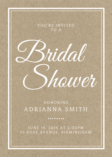 Bridal Shower Invitation Template Best Of Customize 636 Bridal Shower Invitation Templates Online