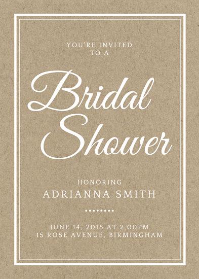 Bridal Shower Invitation Template Best Of Customize 636 Bridal Shower Invitation Templates Online