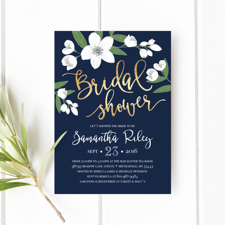 Bridal Shower Invitation Template Unique Printable Bridal Shower Invitation Template Wedding Shower