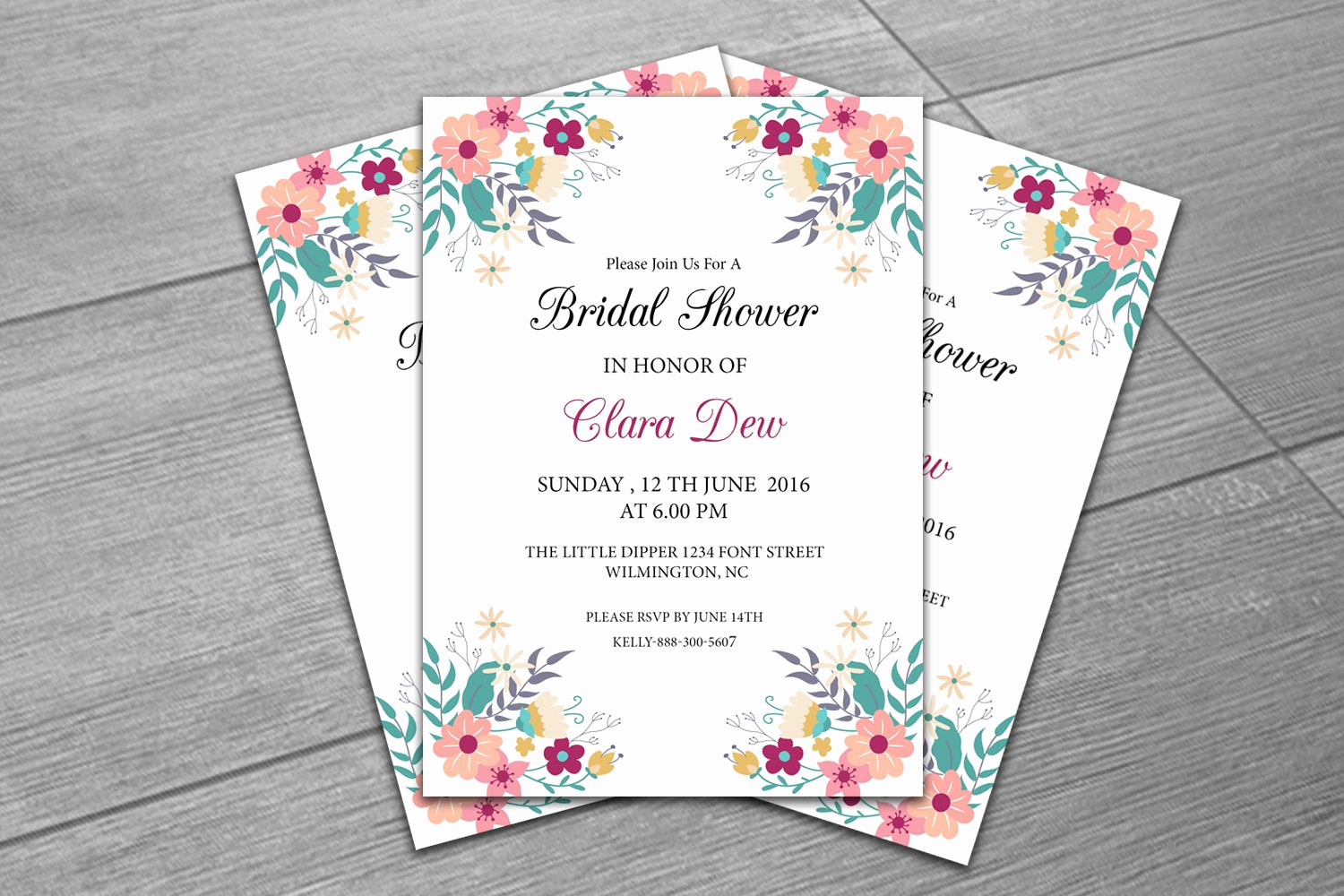 Bridal Shower Invite Template Luxury Sale Bridal Shower Invitation Template Diy Wedding Shower