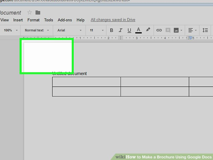 Brochure Templates Google Doc Beautiful How to Make A Brochure Using Google Docs with