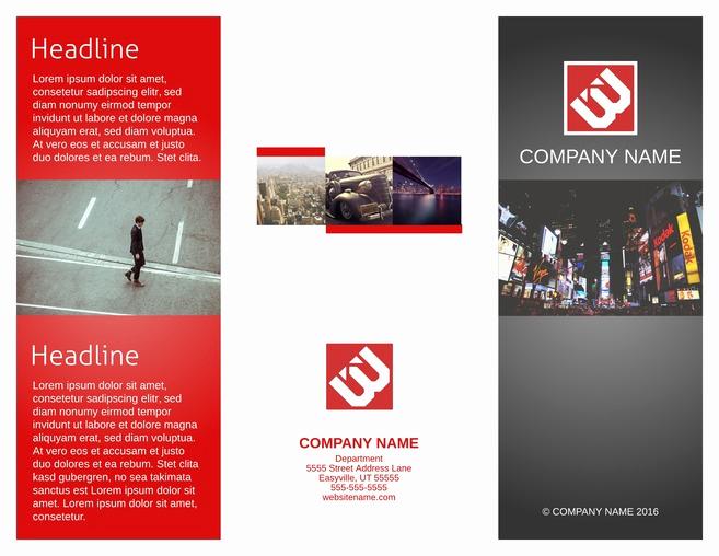 Brochure Templates Google Doc Elegant 6 Panel Brochure Template Google Docs