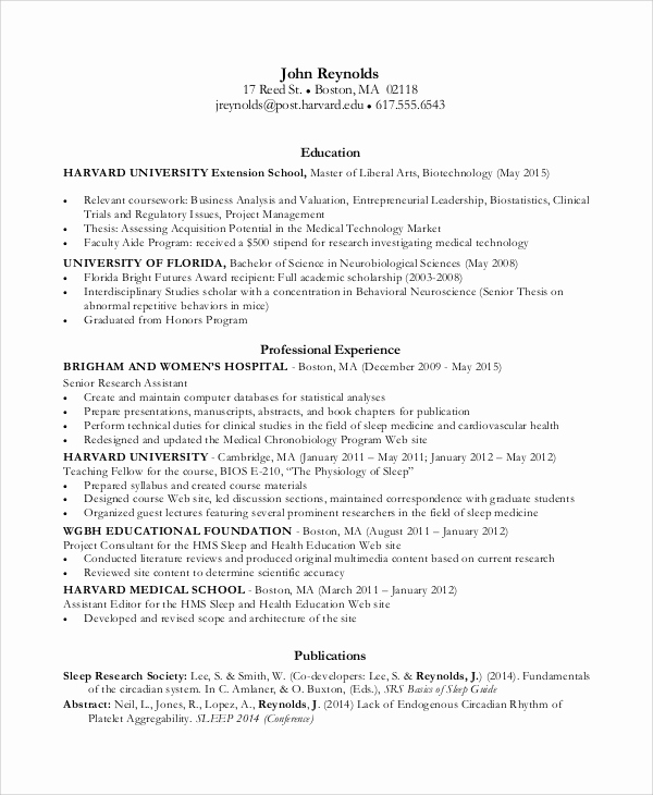 Business Analyst Resume Examples Luxury 6 Sample Business Analyst Resumes
