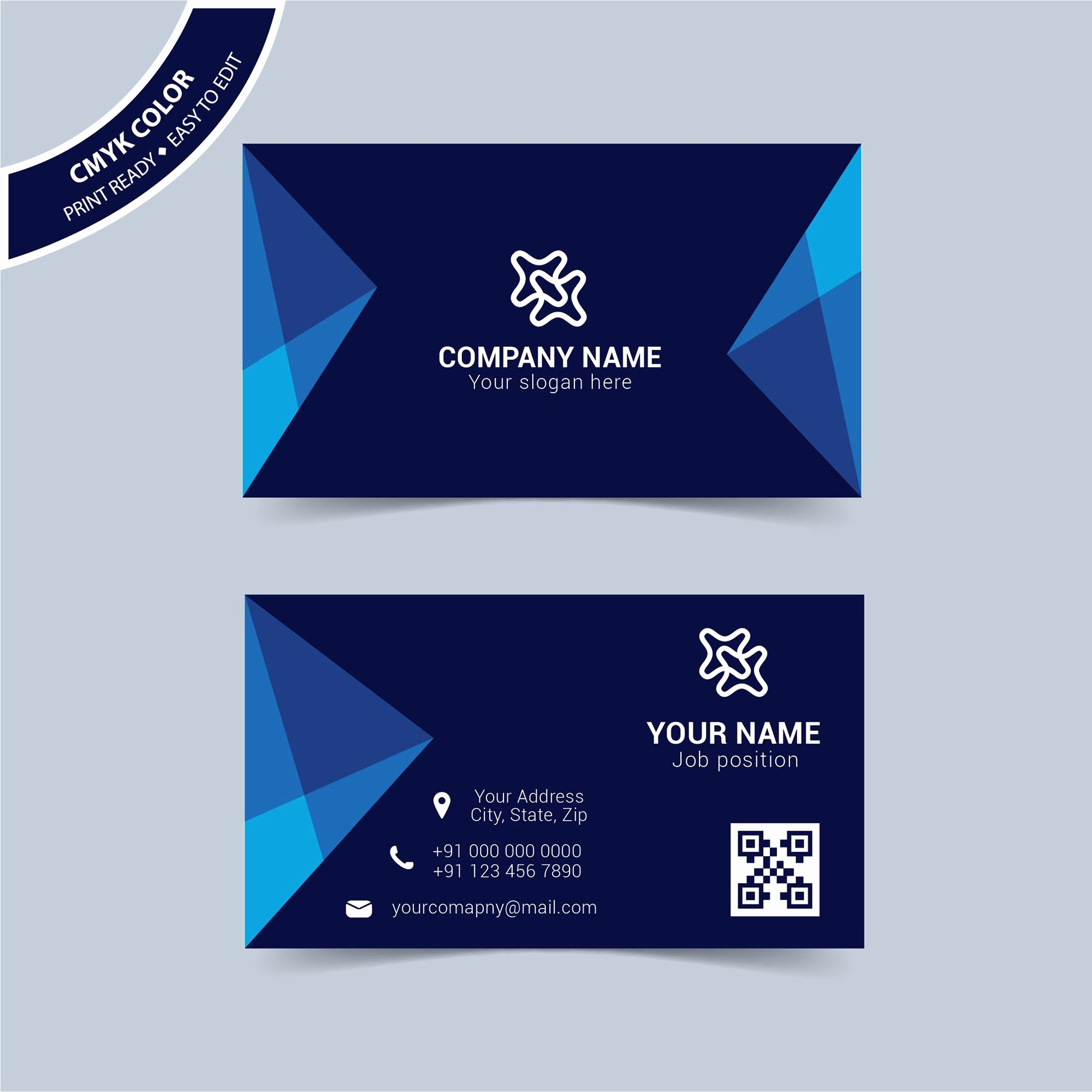 Business Card Illustrator Template Fresh Business Card Template Illustrator Free Download – Modern