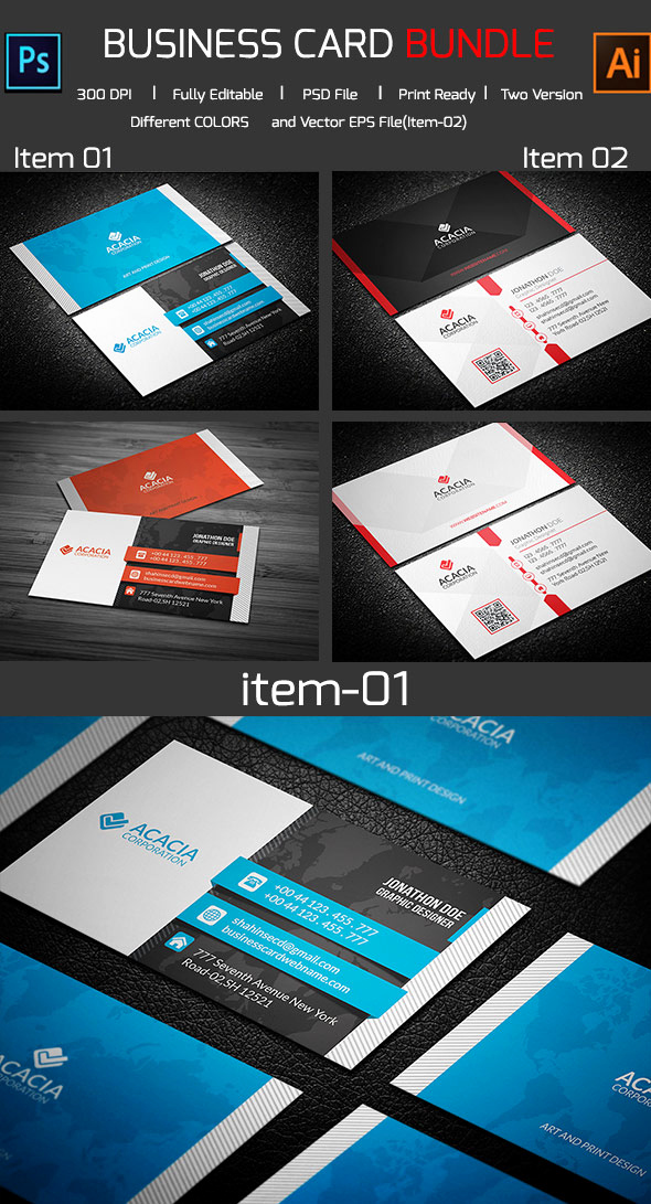 Business Card Illustrator Template Lovely 15 Premium Business Card Templates In Shop