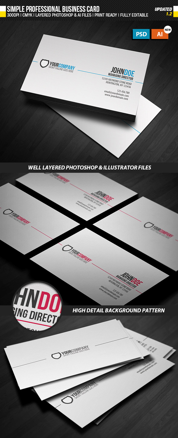 Business Card Illustrator Template New 15 Premium Business Card Templates In Shop
