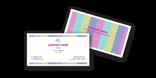 Business Card Template Microsoft Word Unique Business Cards Templates Free Word – How to Make Business