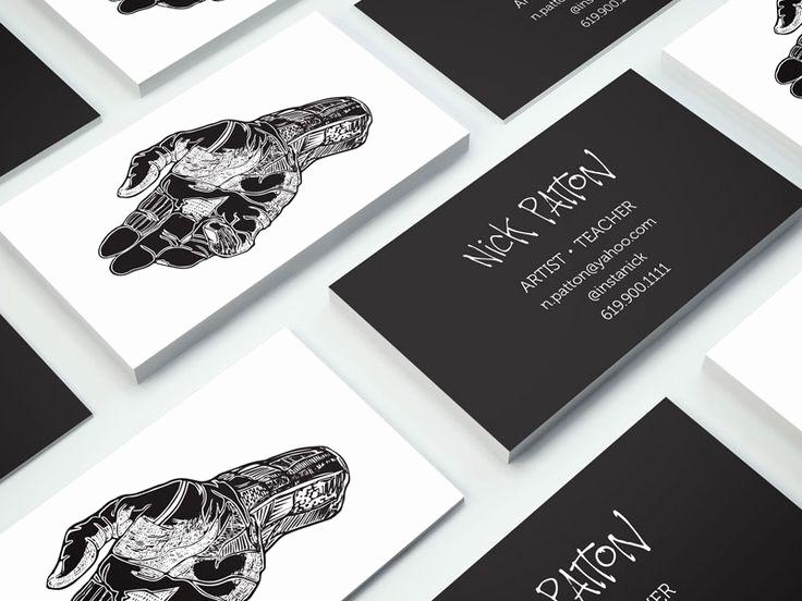Business Cards for Artists Best Of Best 25 Artist Business Cards Ideas On Pinterest