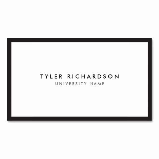 Business Cards for Students Lovely Best 21 Business Cards for College and University Students