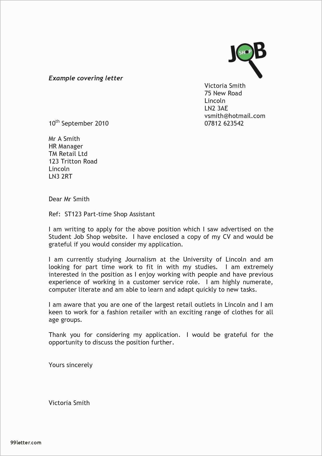 Business Cover Letter format Best Of 26 Cover Letter Sample Pdf Cover Letter Sample Pdf