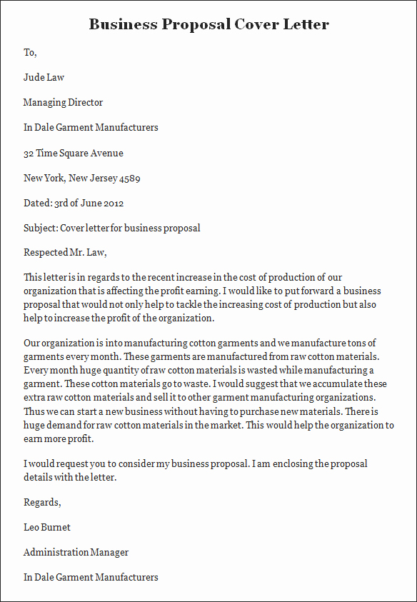 Business Cover Letter format Lovely Book Proposal Cover Letter Example Persepolisthesis Web